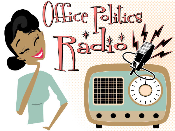 office politics podcast logo
